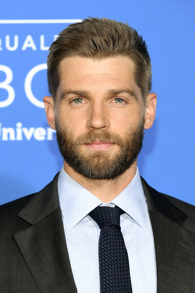 mike vogel photos photos - 2017 nbcuniversal upfront