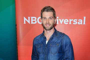 Mike Vogel NBCUniversal Press Tour 2015