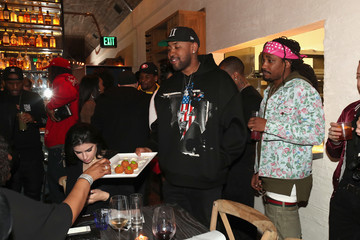 Mike WiLL Made It Mike Will Made It Celebrates His Birthday And The Release Of 'Ransom 2' With DTS Play-Fi at WOLF Restaurant Los Angeles