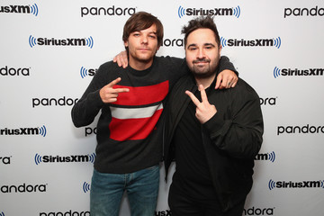 Mikey Piff Louis Tomlinson Performs Live On SiriusXM Hits 1 At The SiriusXM Studios In New York City