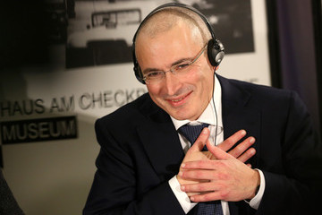 Mikhail Khodorkovsky European Best Pictures of the Day