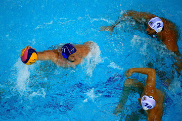 Miklos Gor-Nagy 2014 FINA Men's Water Polo World League Final