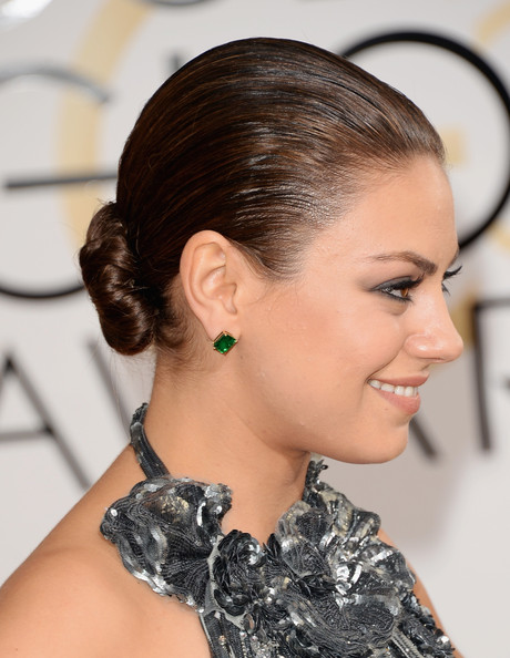 Mila Kunis - 71st Annual Golden Globe Awards - Arrivals