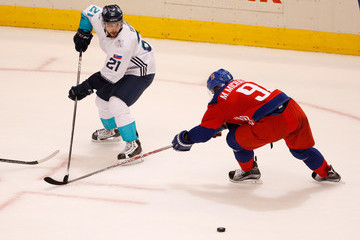 Milan Michalek World Cup of Hockey 2016 - Team Europe v Czech Republic