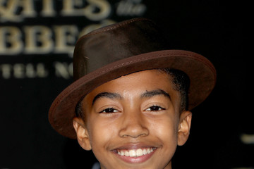 """Miles Brown Premiere of Disney's """"Pirates of the Caribbean: Dead Men Tell No Tales"""" - Arrivals"""