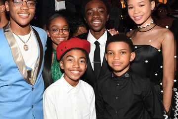 Miles Brown Marsai Martin 49th NAACP Image Awards - After Party