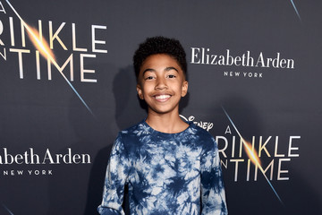 Miles Brown World Premier Of Disney's 'A Wrinkle In Time'