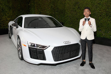 Miles Brown Audi at The 69th Emmy Awards