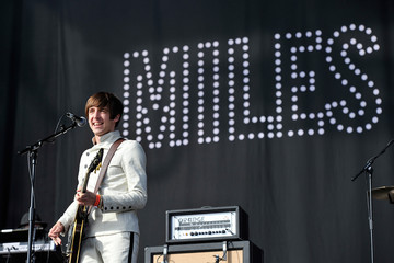Miles Kane Hard Rock Calling 2013 - Day 1
