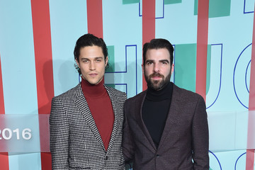 Miles Mcmillan HUGO BOSS and GUGGENHEIM Celebrate the 20th Anniversary of the HUGO BOSS Prize - Arrivals