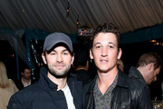 Miles Teller Celebrates His 30th Birthday at the Private Residence of Jonas Tahlin, CEO Absolut Elyx