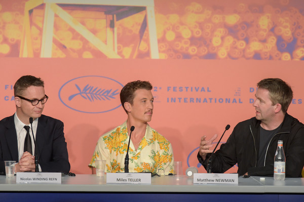 'Too Old To Die Young' Press Conference - The 72nd Annual Cannes Film Festival