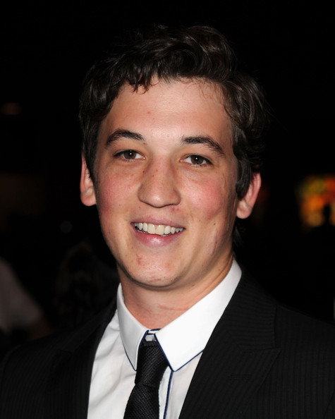 Miles Teller Actor Miles Teller arrives at the  quot Rabbit Hole quot  Premiere    Miles Teller