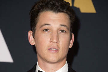 Miles Teller Academy of Motion Picture Arts and Sciences' 8th Annual Governors Awards - Arrivals