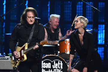 Miley Cyrus 30th Annual Rock And Roll Hall Of Fame Induction Ceremony - Show