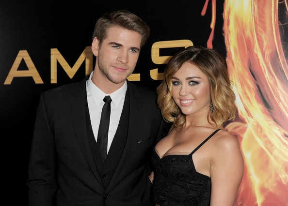 Miley Cyrus And Liam Hemsworth Get Engaged! photo 1