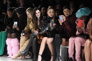 Miley Cyrus The Blonds - Front Row - February 2019 - New York Fashion Week: The Shows