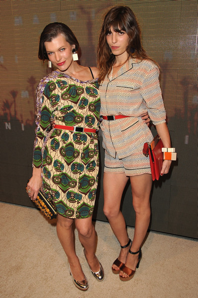 Marni At H&M Collection Launch - Red Carpet