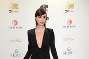 Paz Vega attends Millennium Media Dinner And Cocktail Reception In Honor Of   Sylvester Stallone on May 24, 2019 in Cannes, France.