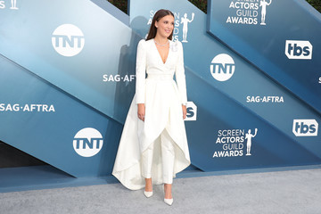 Millie Bobby Brown 26th Annual Screen Actors Guild Awards - Arrivals