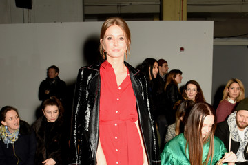 Millie Mackintosh Oxfam Fashion Fighting Poverty Catwalk Show