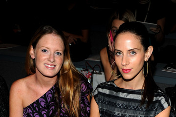 Dalia Oberlander Milly By Michelle Smith - Front Row - Spring 2011 MBFW