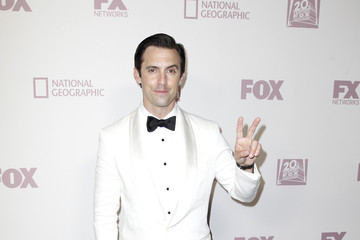 Milo Ventimiglia FOX Broadcasting Company, FX, National Geographic And 20th Century Fox Television 2018 Emmy Nominee Party - Arrivals
