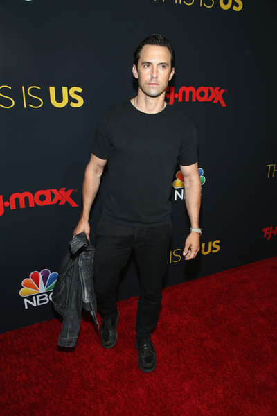 Milo Ventimiglia Photos Photos - Premiere Of NBC's 'This Is