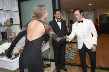 Milo Ventimiglia Backstage Creations Giving Suite At The 70th Emmy Awards - Day 2