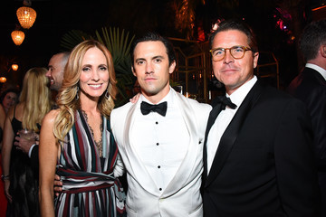 Milo Ventimiglia FOX Broadcasting Company, FX, National Geographic And 20th Century Fox Television 2018 Emmy Nominee Party - Inside