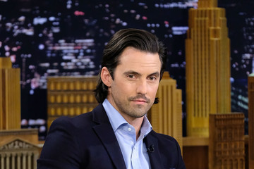 "Milo Ventimiglia Milo Ventimiglia Visits ""The Tonight Show Starring Jimmy Fallon"""