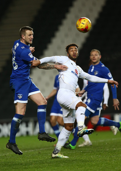 Milton Keynes Dons v Oldham Athletic - Sky Bet League One