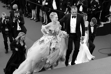 """Milutin Gatsby """"A Felesegam Tortenete/The Story Of My Wife"""" Red Carpet - The 74th Annual Cannes Film Festival"""
