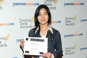 Mimi Lien Arrivals at the Drama Desk Nominees Reception
