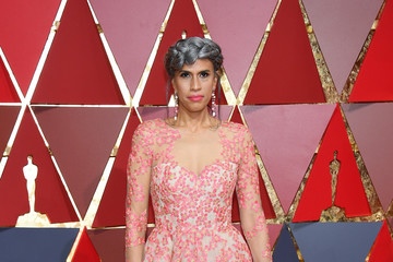 Mimi Valdes 89th Annual Academy Awards - Arrivals