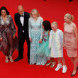 Mina Yasmin Bremseth Asheim 'Invisible Demons' Red Carpet - The 74th Annual Cannes Film Festival