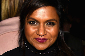 Mindy Kaling The New Yorker Festival 2014 Wrap Party
