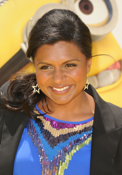 Mindy Kaling Mindy Kaling Photos Premiere Of Universal Pictures Despicable Me Arrivals Zimbio