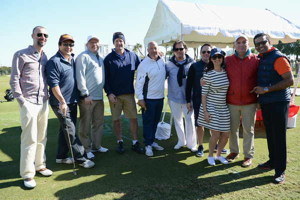 Montage Hotels & Resorts' 9-Hole Celebrity Chef Golf Tournament Hosted By Jose Andres - 2015 Food Network & Cooking Channel South Beach Wine & Food Festival []