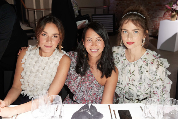 Exclusive Dinner And Exhibition Of The Giambattista Valli X H&M Collection In Berlin