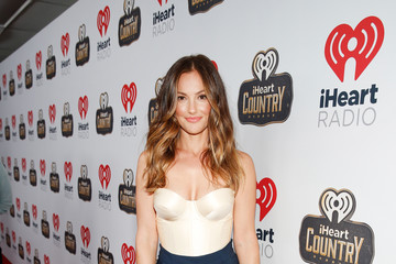 Minka Kelly 2016 iHeartCountry Festival at the Frank Erwin Center - Backstage