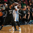 Mo Williams and Ty Lawson Photos
