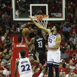 Andrew Wiggins Karl-Anthony Towns Photos