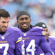 Christian Ponder and Cordarrelle Patterson Photos