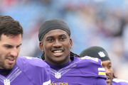 Christian Ponder and Cordarrelle Patterson Photos Photo