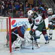 Semyon Varlamov and Mikael Granlund Photos