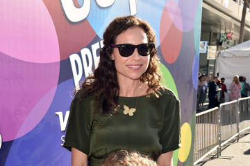 Minnie Driver Premiere of Disney-Pixar's 'Inside Out' - Red Carpet