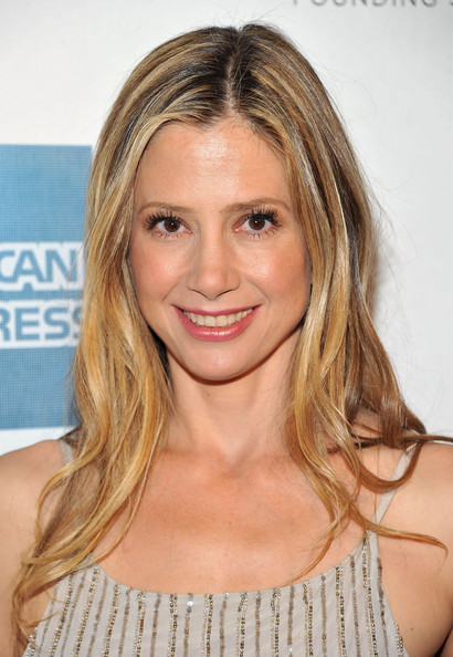 Mira Sorvino Actress Mira Sorvino attends the premiere of