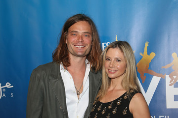 Mira Sorvino 'The Beatles LOVE By Cirque du Soleil' Celebrates Its 10th Anniversary At The Mirage In Las Vegas