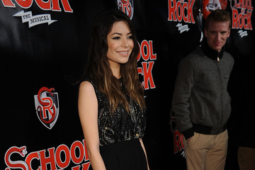 Miranda Cosgrove 'School of Rock' Broadway Opening Night - Arrivals and Curtain Call